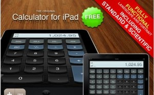 Calculator For iPad Free App