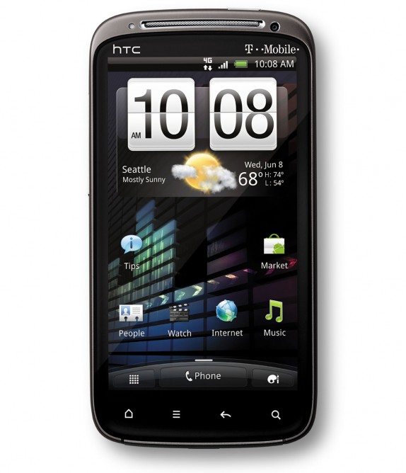 HTC Sensation Smartphone Cell Phone