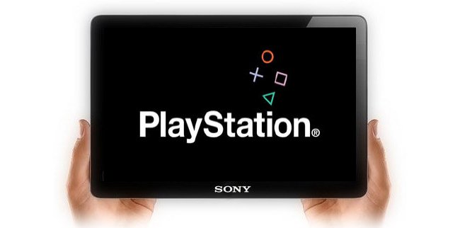 Sony Playstation Tablet S1