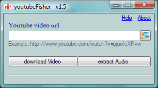 Download YouTube HD Videos with YouTubeFisher