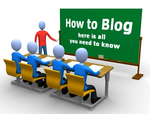 How to Change your Dull Blog to an Attractive Blog