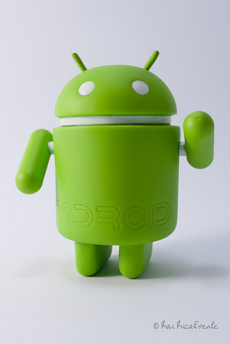 Blog With Your Android
