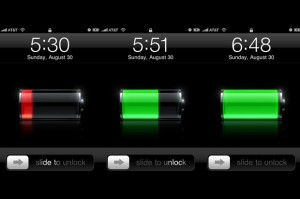 iPhone 5 Battery Tips