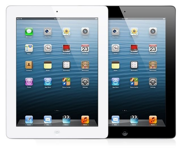 Unique Features That Have Made Apple iPad 4 a Popular Device