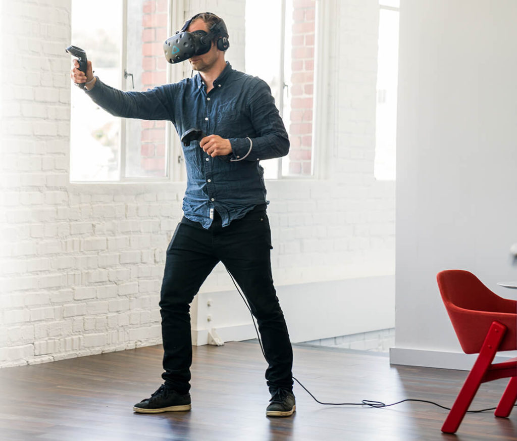 HTC Vive BE: Bringing Virtual Reality Into Business | Gizmos Hub