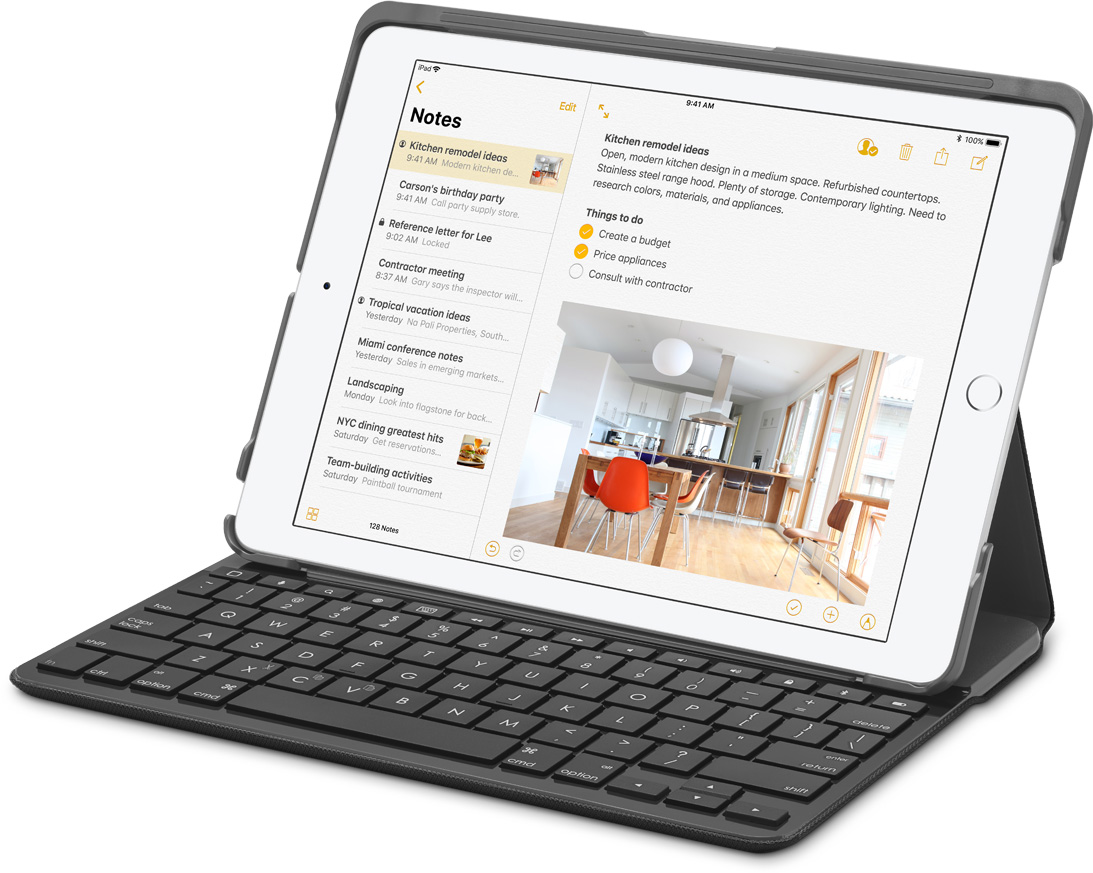 Le Ipad 2018 Review New Features And Sleeker Design